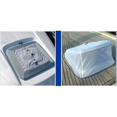 Blue Performance Hatch Cover Mosquito